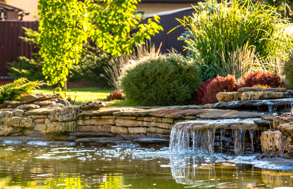 landscaping and design firems